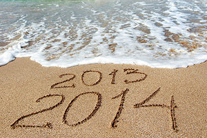new year - Copyright – Stock Photo / Register Mark
