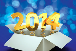 thrive in 2014 - Copyright – Stock Photo / Register Mark