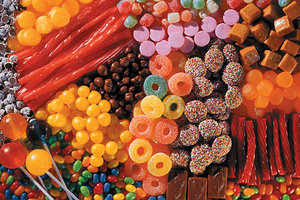 candies - Copyright – Stock Photo / Register Mark