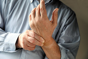 carpal tunnel - Copyright – Stock Photo / Register Mark