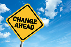 change ahead - Copyright – Stock Photo / Register Mark