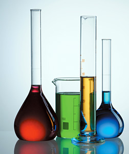 chemicals - Copyright – Stock Photo / Register Mark
