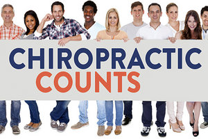 chiropractic counts - Copyright – Stock Photo / Register Mark