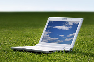 Cloud Computing - Copyright – Stock Photo / Register Mark