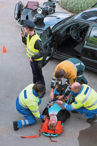 crash victims - Copyright – Stock Photo / Register Mark