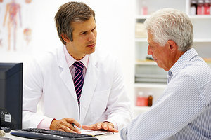 doctor and patient - Copyright – Stock Photo / Register Mark