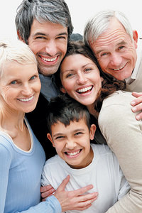 family generation - Copyright – Stock Photo / Register Mark