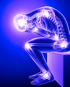 fibromyalgia - Copyright – Stock Photo / Register Mark