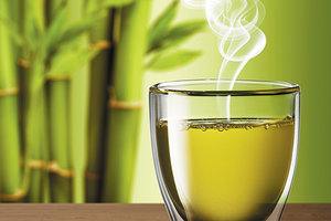 green tea - Copyright – Stock Photo / Register Mark