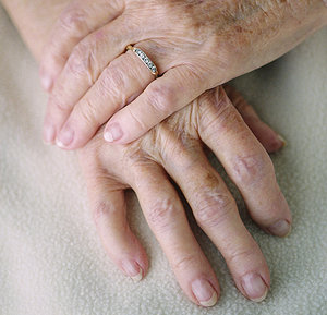 hands - Copyright – Stock Photo / Register Mark