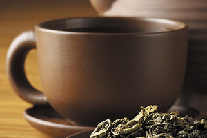 herbal tea - Copyright – Stock Photo / Register Mark