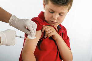 immunization - Copyright – Stock Photo / Register Mark