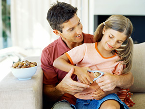 Healthier Snacks for Kids: Nuts and Seeds - Copyright – Stock Photo / Register Mark