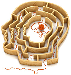 medicare maze - Copyright – Stock Photo / Register Mark