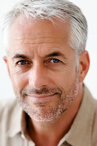 middle aged man - Copyright – Stock Photo / Register Mark