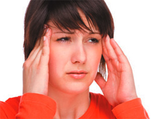 migraine - Copyright – Stock Photo / Register Mark