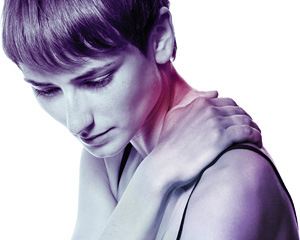 neck pain - Copyright – Stock Photo / Register Mark