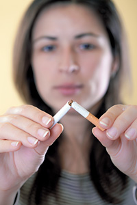 no smoking - Copyright – Stock Photo / Register Mark