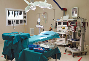 operating room - Copyright – Stock Photo / Register Mark
