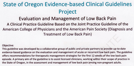 Oregon LBP Guidelines 1 - Copyright – Stock Photo / Register Mark