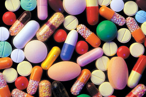 pills - Copyright – Stock Photo / Register Mark