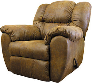 recliner - Copyright – Stock Photo / Register Mark