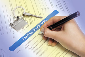 lease renewal - Copyright – Stock Photo / Register Mark