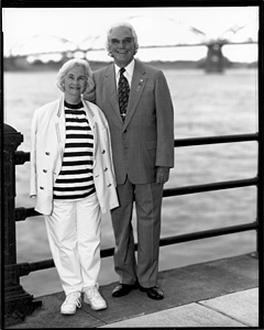 Drs. Sid and Nell Williams - Copyright – Stock Photo / Register Mark