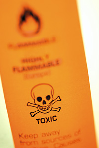 toxic - Copyright – Stock Photo / Register Mark