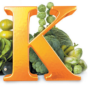vitamin k - Copyright – Stock Photo / Register Mark