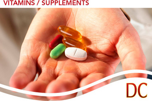 Vitamins / Nutritional Supplements - Copyright – Stock Photo / Register Mark