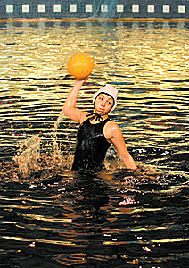 water polo - Copyright – Stock Photo / Register Mark
