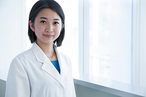 young doctor - Copyright – Stock Photo / Register Mark