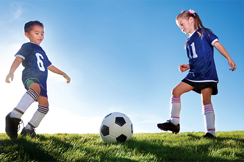 Overuse Injuries in Young Athletes (Part 1)