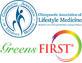 Chiropractic Association of Lifestyle Medicine (C.A.L.M.) and Greens First